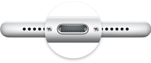 Gurman: Apple Considered Removing Lightning Connector on iPhone X