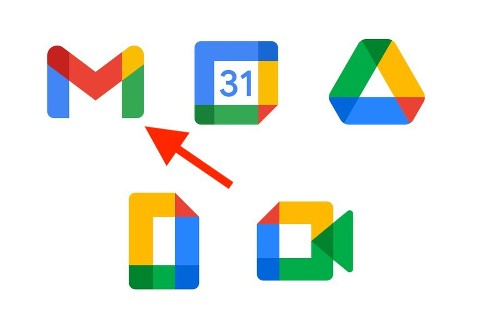 Gmail to Get New Icon as Part of G Suite Rebranding