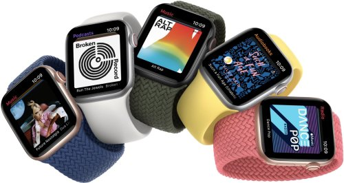 Apple Releases watchOS 7.6.1 With Security Updates