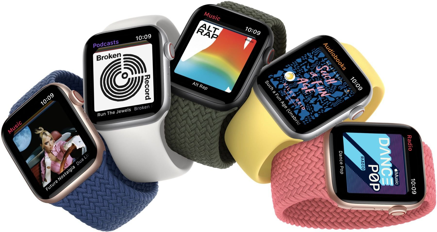 Apple's Wearables, Home and Accessories Category Sets New June Quarter Revenue Record of $8.8 Billion