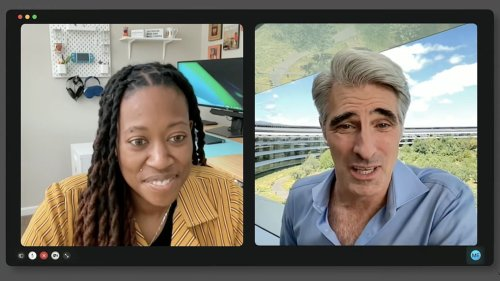 Apple's Craig Federighi Talks iOS 15 and macOS Monterey With YouTubers