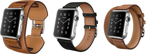 Apple to Sell Hermès Apple Watch Collection Online Starting Friday