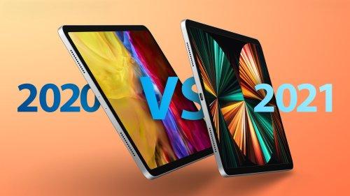 iPad Pro 2020 vs. iPad Pro 2021 Buyer's Guide