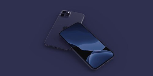 iPhone 12 to Come in 'Dark Blue' Color Option