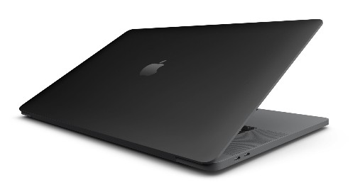 Apple Researching High-End Titanium MacBook Casings With Unique Textured Finish