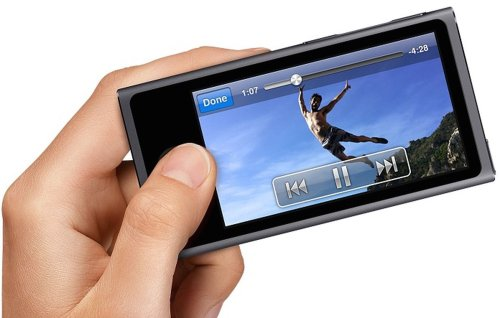 Apple Officially Obsoletes Last iPod Nano Model
