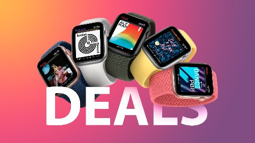 Deals: Cellular Carriers Introduce First Offers on Apple Watch Series 6 and SE
