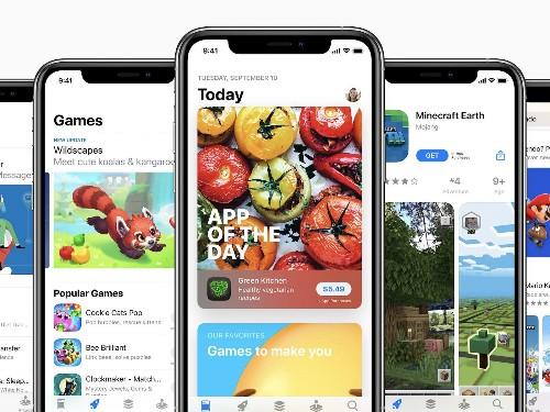 Apple 'Vehemently Disagrees' With U.S. Tech Company Antitrust Report