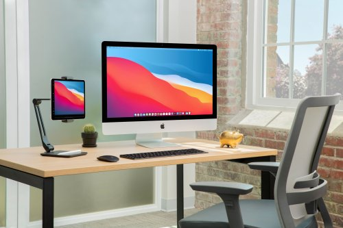 Twelve South Launches 'HoverBar Duo' Adjustable Stand for iPad and iPhone