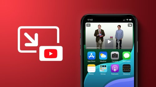 YouTube Says iOS Picture-in-Picture Coming to All US Users
