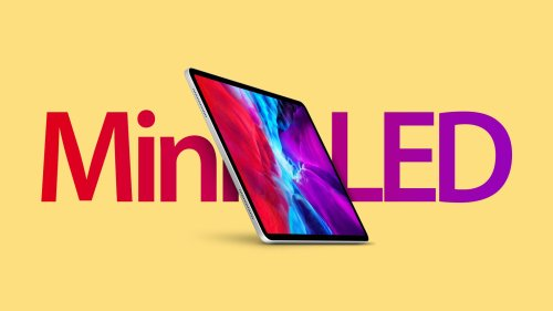 Mini-LED iPad Pro Expected at Apple Event on April 20 as Production Ramps Up