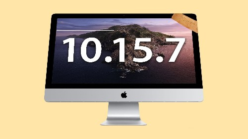 Apple Releases macOS Catalina 10.15.7 With Fixes for WiFi Bug, 27-Inch iMac Graphics Issues