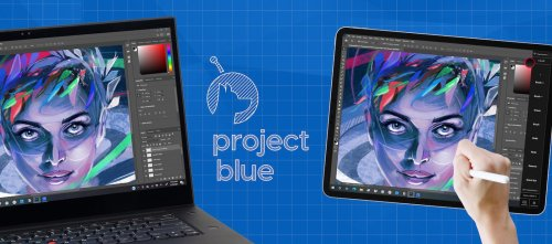 Astropad's 'Project Blue' Beta Turns an iPad Into a Drawing Tablet for a PC