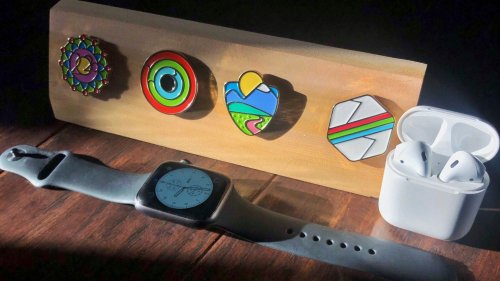 MacRumors Giveaway: Win an Apple Watch Fitness Award Prize Pack From Activity Awards