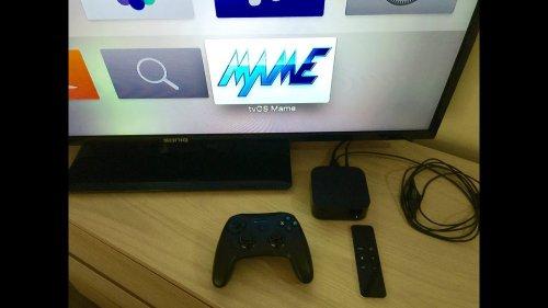 MAME Emulator Shown Running Well on New Apple TV