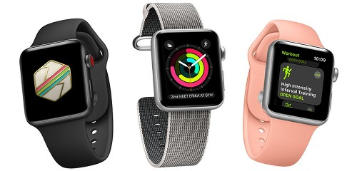 Apple Releases watchOS 7.0.3 for Apple Watch Series 3 to Fix Unexpected Restart Issue