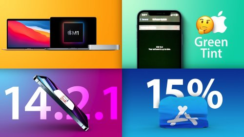 Top Stories: Apple M1 Macs and HomePod Mini Launch, iOS 14.2.1 Bug Fixes for iPhone 12, App Store Fee Changes