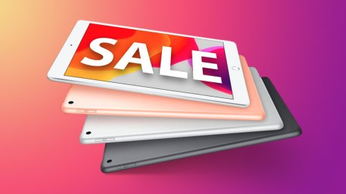 Deals: Get Up to $69 Off Apple's iPad Mini 5, Starting at $344.99 for 64GB Wi-Fi