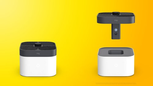 Amazon Debuts Sphere-Shaped Echo Speaker, Ring Home Security Drone, Luna Cloud Gaming Service and More