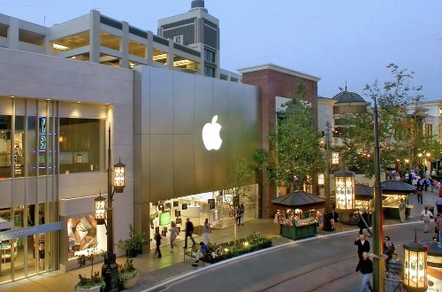Apple Closing Los Angeles Stores as Virus Cases Rise in Southern California