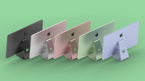 Reliable Leaker Hints Redesigned Colorful iMac to Debut at 'Spring Loaded' Event