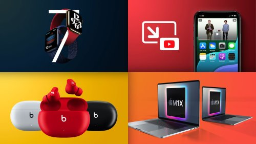 Top Stories: Beats Studio Buds Announced, Apple Watch Series 7 Rumors, and More