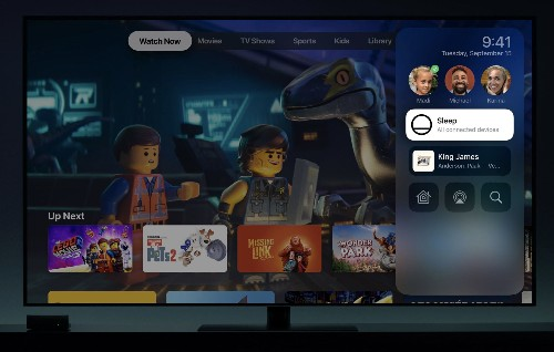 Apple Releases tvOS 14.3 for Fourth and Fifth-Generation Apple TV Models