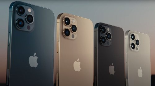 iPhone 12 Pro Models Have 6GB of RAM, iPhone 12 and 12 Mini Remain at 4GB