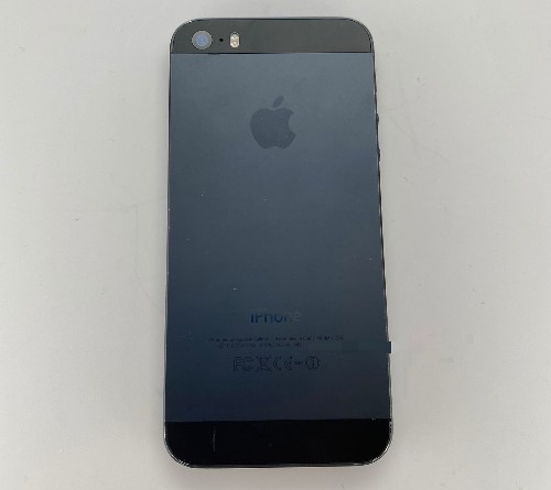 Images of Unreleased iPhone 5s in Black and Slate Shared Online