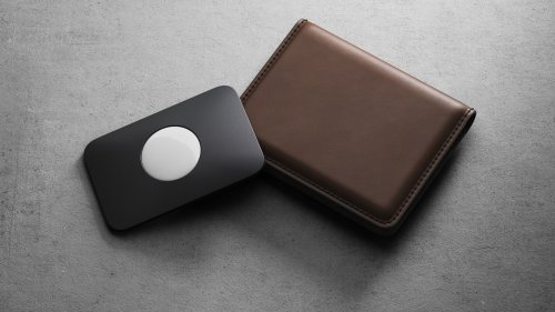 Nomad's Latest Accessory Makes It Easier to Put an AirTag in Your Wallet