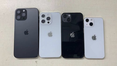 iPhone 13 Dummy Models Depict Repositioned Camera Modules, Larger Bump on 'Pro Max'
