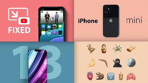 Top Stories: iPhone 12 Mini Rumors, New iPad Air Soon, iOS 14.2 Beta 2
