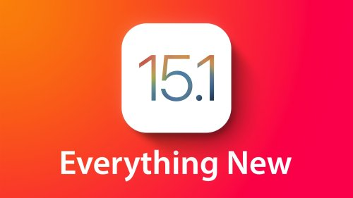 iOS 15.1 Features: Everything New in iOS 15.1