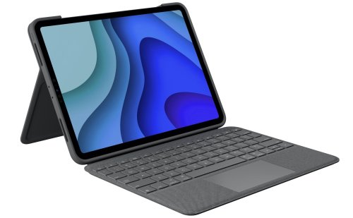 Review: Logitech's Folio Touch With Trackpad for iPad Pro is an Affordable Alternative to Apple's Magic Keyboard