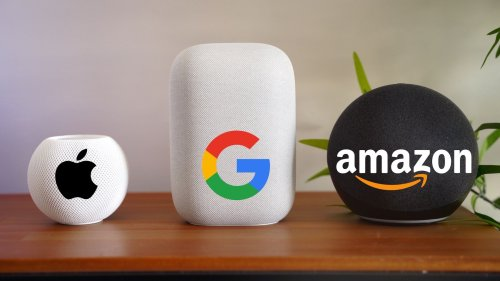 $99 Speaker Showdown: HomePod Mini vs. Amazon Echo and Google Nest Audio