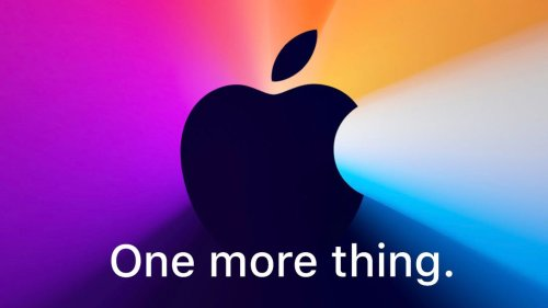 Apple Announces November 10 Event, Apple Silicon Macs Expected to Debut