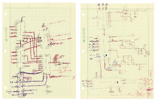 Steve Wozniak Schematics for Prototype Apple II Computer Sell for $630k at Auction, Apple-1 goes for $737k