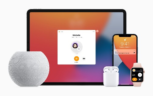 Apple's Intercom Feature Works on iPhone, iPad, HomePod, Apple Watch, AirPods, and CarPlay