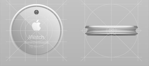 New Concepts Imagine the iWatch as a Lifestyle Device, Traditional Timepiece
