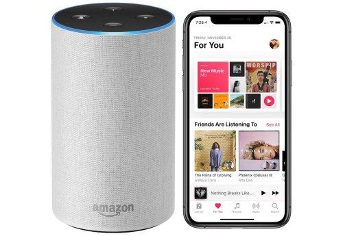 How to Listen to Apple Music on Amazon Echo