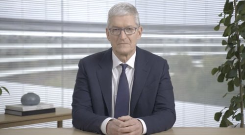 Tim Cook Responds to Facebook Criticism of iOS App Tracking Transparency Changes, Says It's 'Hard To Argue Against' Privacy