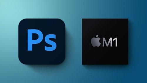 Adobe Says Photoshop on M1 Runs 50% Faster Than 2019 Intel-Based MacBook