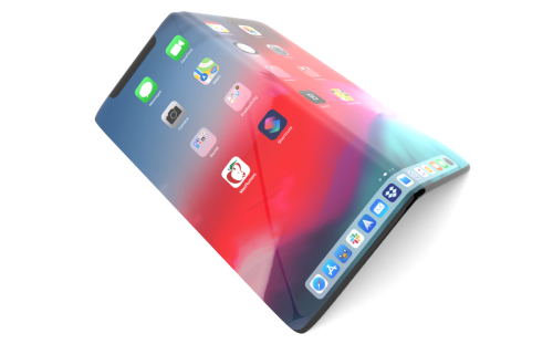 Apple Reportedly Orders 'Large Number' of Samsung Foldable Mobile Phone Display Samples
