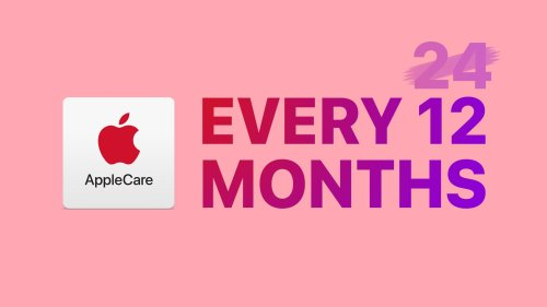 AppleCare+ Updated to Cover 2 Accidental Damage Incidents Every 12 Months, Theft and Loss Deductible Lowered