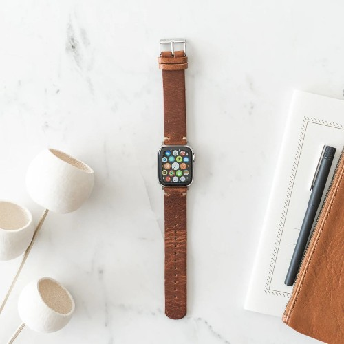 MacRumors Giveaway: Win a Leather Apple Watch Band From Southern Straps