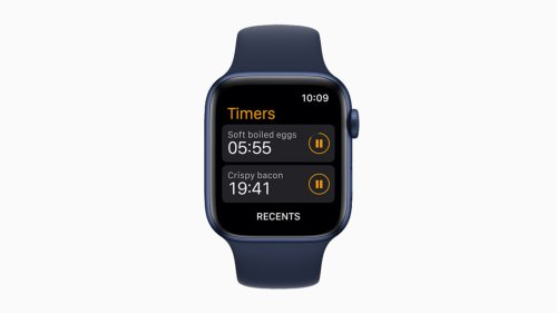 watchOS 8 Allows Users to Set Multiple Timers