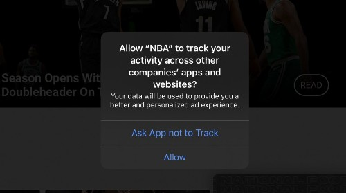 Google to Stop Collecting Advertising Identifiers in iOS Apps in Response to iOS 14's Upcoming Tracking Prompt