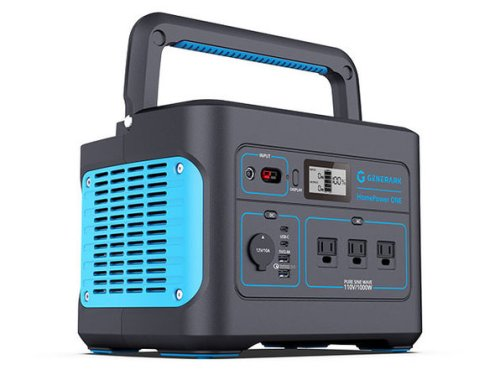 MacTrast Deals: HomePower ONE: Backup Battery Power Station