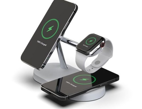 MacTrast Deals: 5-in-1 MagSafe Wireless & Wired Charging Station