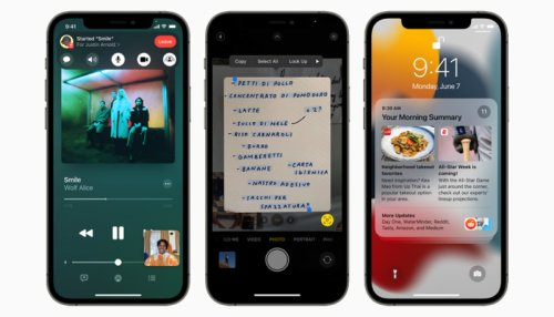 Apple Seeds Fourth iOS 15 and iPadOS 15 Betas to Developers for Testing